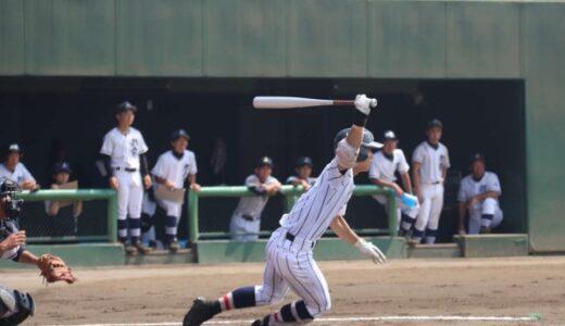 浦和学院が4強入り 矢野が2安打4打点2盗塁