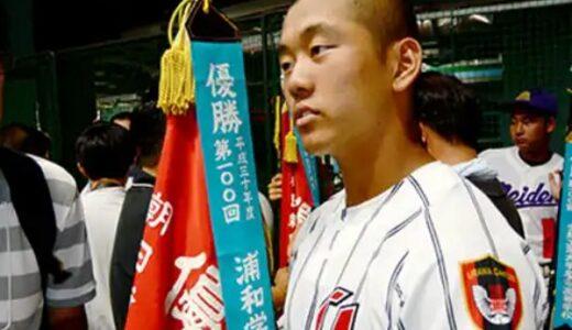 <浦和学院だより>輝く深紅の大優勝旗「自分たちが取る番」
