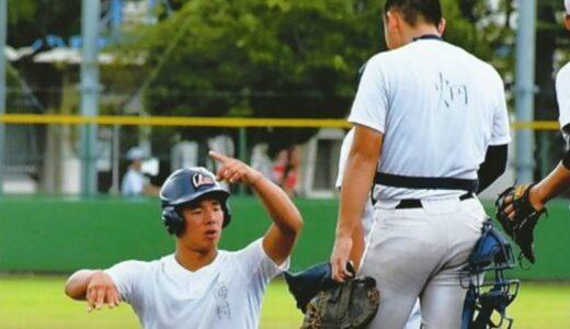 勝つためにできることを 浦和学院・記録員、梅村剛さん