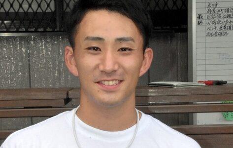 2013年選抜V・小島和哉投手がエール「練習の成果しか出ない」