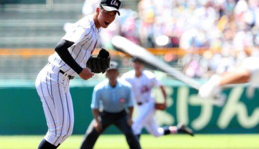浦和学院、夏6年ぶり星だ 渡邉、149キロ速球で7奪三振
