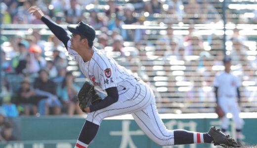 浦和学院、4強ならず 大阪桐蔭に完敗 渡邉「相手の方が上」