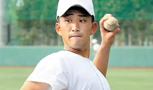 早大・小島和哉投手、集大成のシーズンへ 自信の直球「魂込めて」