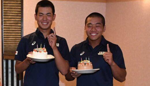 U18侍、焼肉店で決起集会 永田監督「明日からまた頑張りましょう」