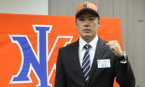 BC新潟・熊倉巽、来年ドラフト指名されるよう結果出す
