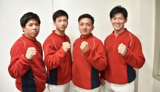 室蘭シャークスに新人4選手合流 田畑瑛仁選手「レベルアップ目指す」