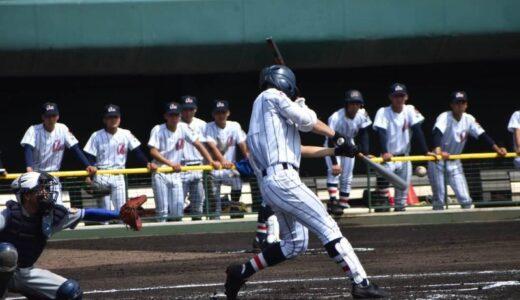 浦学、東野に完封勝ち 主将の一打でチームに勢い