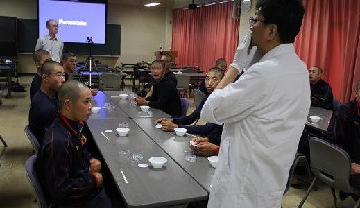怪我から生徒を守る マウスガードで安全教育推進