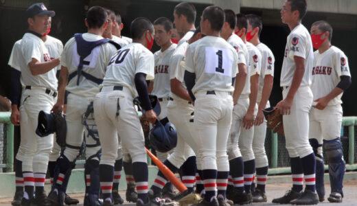 浦和学院が5回コールド勝ち 懐かしのユニホームで躍動