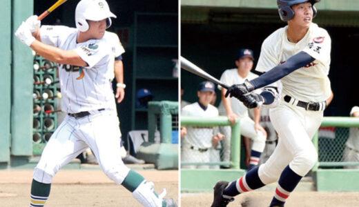 熱戦クライマックス あす準決勝 夏季県高校野球大会