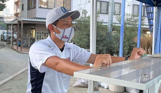 森士氏退任の浦和学院、新チームが本格始動 ユニホームはオールドスタイルに