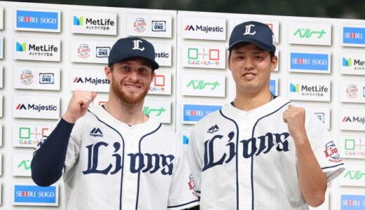 西武・渡邉勇太朗、足のアクシデント乗り越え3勝目