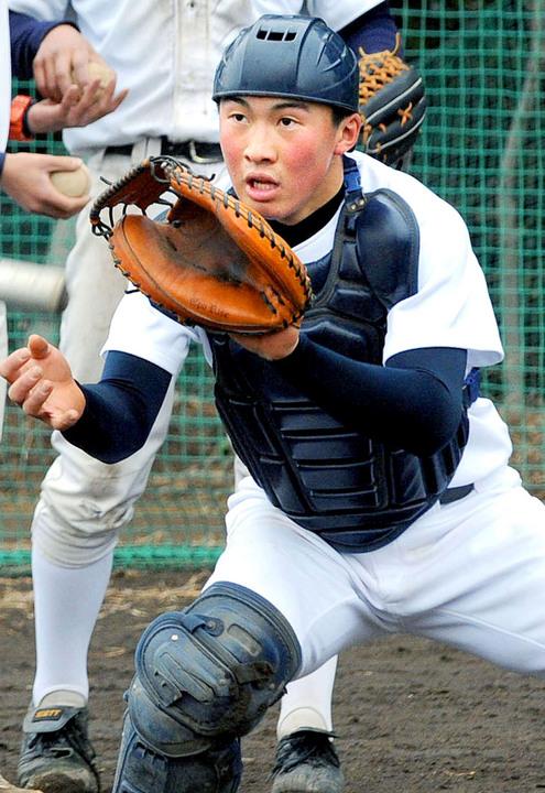 ... 捕手 | 浦和学院高校硬式野球部